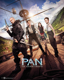 Pan- One Sheet Cast Posters