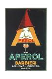 Aperol Barbieri Posters