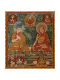 Sakyasri and the Lostsawa of Trophu Posters