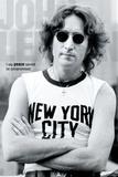 John Lennon - New York Poster