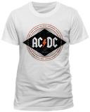 AC/DC- Diamond (Slim Fit) Vêtement