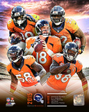 Denver Broncos 2015 Team Composite Photo