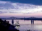 Mississippi River in Natchez, Mississippi Photo by Carol Highsmith