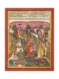 Sindhu Ragaputra, Son of Shri Raga Art