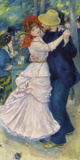 Dance at Bougival, 1883 Giclee Print by Pierre Auguste Renoir