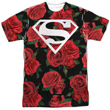 Superman- Super Floral T-shirts