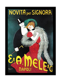 New for Signiori Posters by Leonetto Cappiello