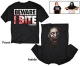 The Walking Dead- Beware I Bite (Reversable) Vêtement