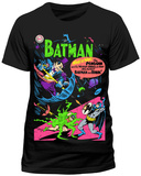 Batman- Penguin Comic (Slim Fit) T-shirts