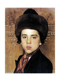 Portrait of a Boy Posters by Isidor Kaufmann
