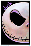Nightmare Before Christmas- Jack Skelington Blacklight Poster Photo