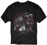 Mortal Kombat- Circular Montage T-Shirt