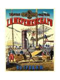 Sherekovsky Tobacco Importers from Grodno Plakat