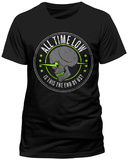 All Time Low- Is This The End (Slim Fit) T-Shirt