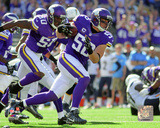 Chad Greenway 2015 Action Photo