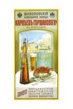 Shabolovsky Beer Posters