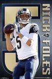 St. Louis Rams- Nick Foles 15 Poster