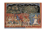 The Dance of Krishna Posters