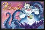 Disney Villains - Ursula Posters