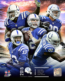 Indianapolis Colts 2015 Team Composite Photo
