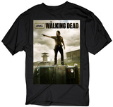 The Walking Dead- Rick Poster T-shirts