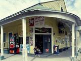 Friday's Corner Food Store Photo by Carol Highsmith