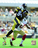 Antonio Brown 2015 Action Photo