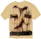 The Walking Dead- Ricks Costume T-shirts
