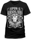 Upon A Burning Body- Texas T-Shirts