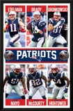 New England Patriots - Team 2015 Prints