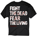 The Walking Dead- Fear the Dead T-shirts