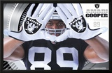 Oakland Raiders - A Cooper 2015 Poster
