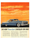 1956 Chrysler Newport Posters