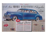 1941 Chrysler Airflow Posters