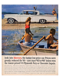 1960 Mercury - Greatly Reduced Prints