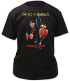 Joan Jett- Cherry Bomb T-Shirt