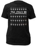 Kill Bill- The Crazy 88 T-shirts