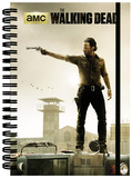 The Walking Dead Prison A5 Notebook Journal