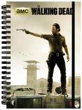 The Walking Dead Prison A5 Notebook Lommebog
