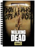 The Walking Dead Dead Inside A5 Notebook Journal