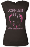 Juniors: Joan Jett- The Blackhearts Shirts