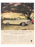 1960 Mercury Country Cruiser Prints