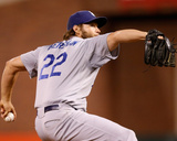 Los Angeles Dodgers v San Francisco Giants Photo by Ezra Shaw