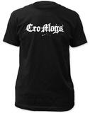 Cro-Mags- White Logo Shirts