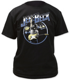 Jeff Beck- Beck T-shirts