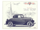 1932 Ford Deluxe Coupe Posters