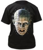 Hellraiser- Pinhead Close-Up T-shirts