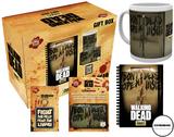 The Walking Dead Gift Set Originalt