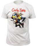Circle Jerks- Thrashers T-shirts
