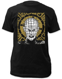 Hellraiser- Pinhead Illustration Shirts